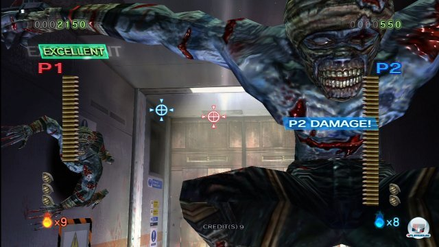 Screenshot - The House of The Dead 4 (PlayStation3)