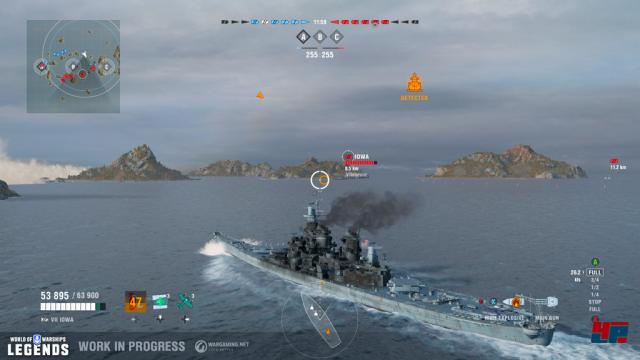 Screenshot - World of Warships (PS4) 92572389
