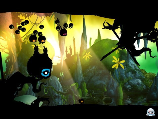 Screenshot - Badland (iPad)