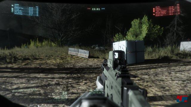 Screenshot - Interstellar Marines (PC)
