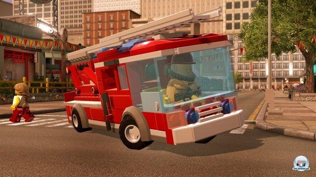 Screenshot - Lego City: Undercover (Wii_U) 92432677