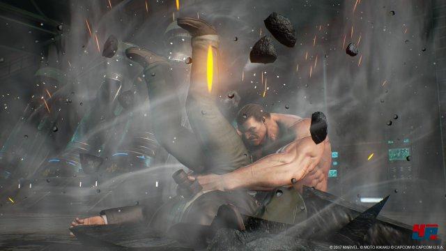 Screenshot - Marvel vs. Capcom: Infinite (PC)
