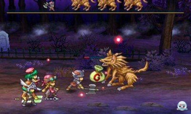 Screenshot - Brave Company (3DS) 2267032