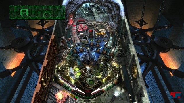 Screenshot - Aliens vs. Pinball (PC)