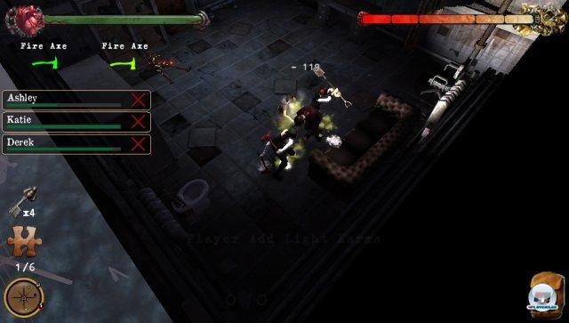 Screenshot - Silent Hill: Book of Memories (PS_Vita) 2375317