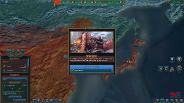 Screenshot - Realpolitiks (Linux)