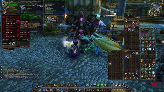 Screenshot - World of WarCraft: Legion (Mac) 92530857