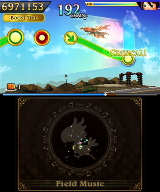 Screenshot - Theatrhythm: Final Fantasy - Curtain Call (3DS) 92484211
