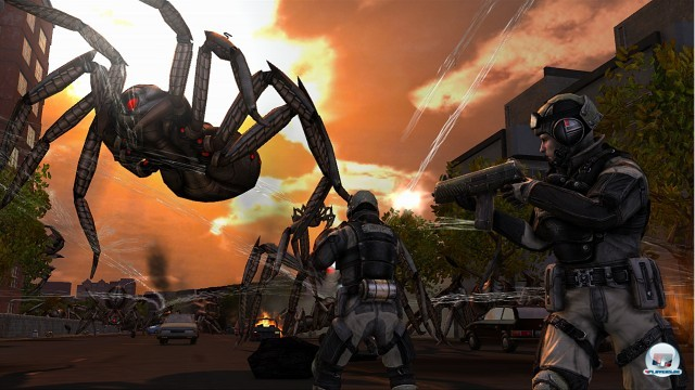 Screenshot - Earth Defense Force: Insect Armageddon (360) 2222673