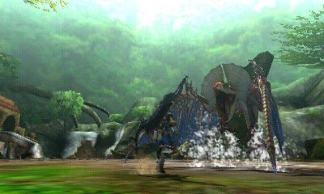 Screenshot - Monster Hunter 4 (3DS) 92413117