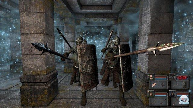 Screenshot - Legend of Grimrock (PC) 2340577