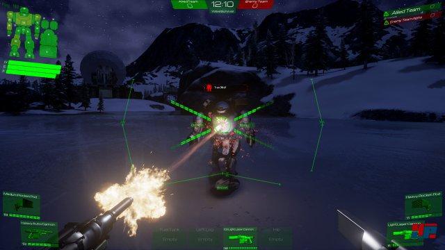 Screenshot - Heavy Gear Assault (PC) 92538096