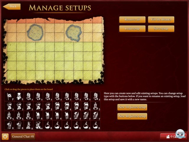Screenshot - Stratego (iPad)