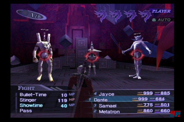 Screenshot - Megami Tensei (PlayStation2) 92482065
