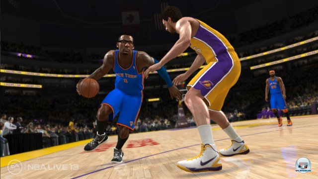 Screenshot - NBA Live 13 (360) 2358007