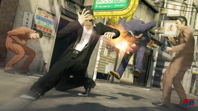 screenshot yakuza zero chikai no basho playstation3 92495596