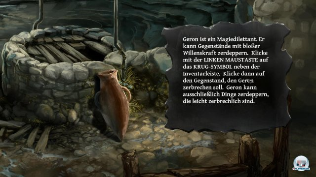 Screenshot - Das Schwarze Auge: Satinavs Ketten (PC)