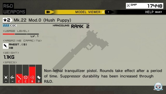 Screenshot - Metal Gear Solid: HD Collection (PlayStation3) 2251492