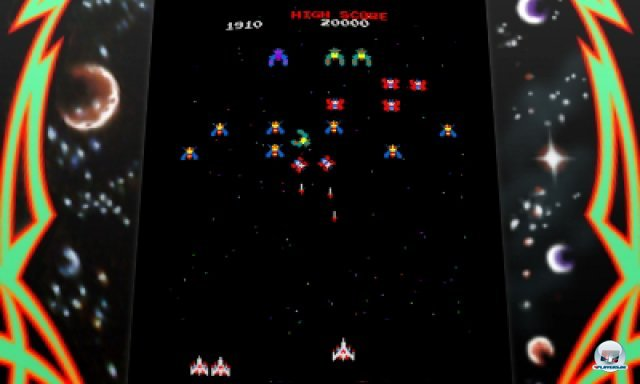 Screenshot - Pac-Man & Galaga Dimensions (3DS) 2257247
