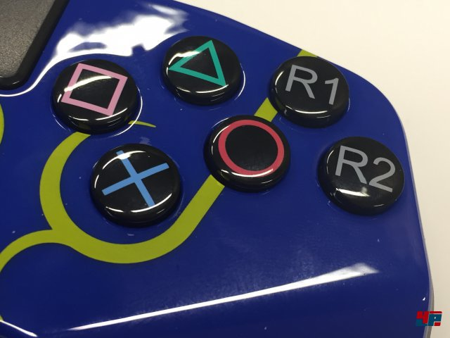 Screenshot - Street Fighter 5 FightPad Pro (PlayStation3)