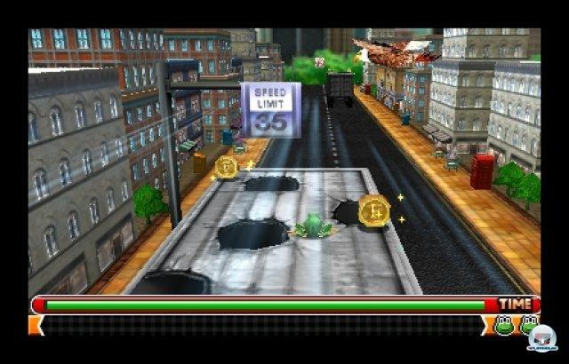 Screenshot - Frogger 3D (3DS) 2268967