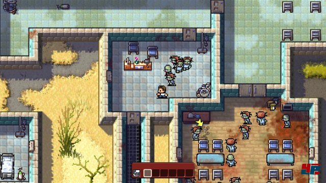 Screenshot - The Escapists The Walking Dead (PC)