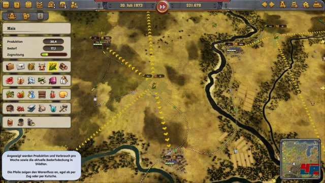 Screenshot - Railway Empire (PC) 92559385