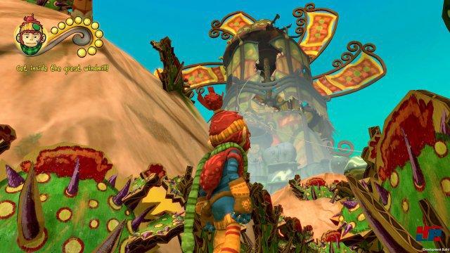 Screenshot - The Last Tinker: City of Colors (360)