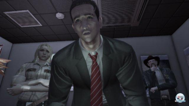 Screenshot - Deadly Premonition (PC)