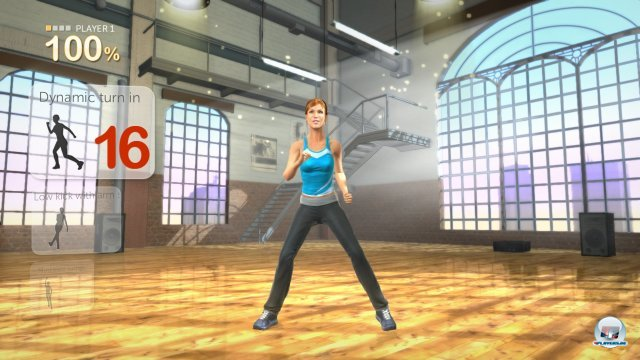 Screenshot - Your Shape: Fitness Evolved 2013 (Wii_U)