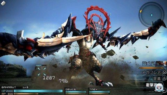 Screenshot - Final Fantasy Type-0 (PSP) 2260732