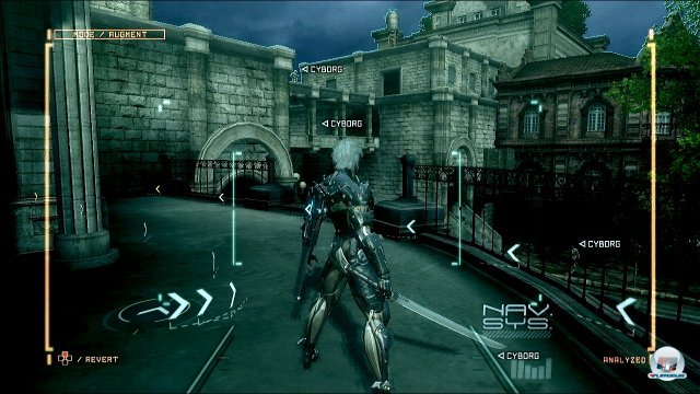 Screenshot - Metal Gear Rising: Revengeance (PlayStation3) 2362637