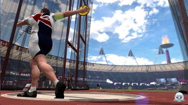 Screenshot - London 2012 - Das offizielle Videospiel der Olympischen Spiele (360) 2372527