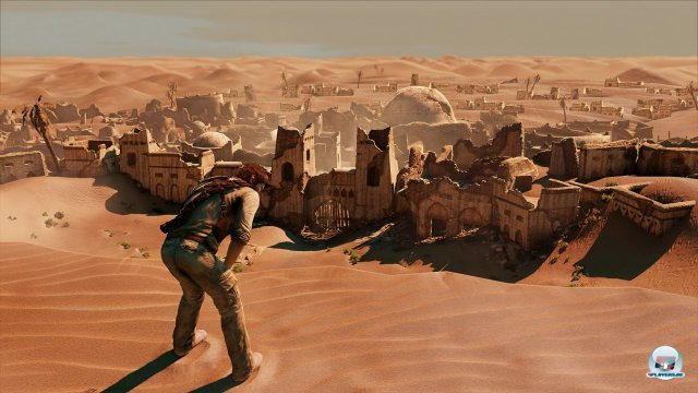 Screenshot - Uncharted 3: Drake's Deception (PlayStation3) 2272967