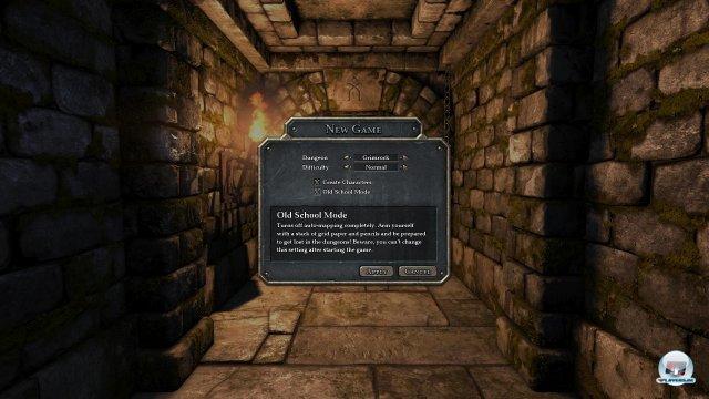 Screenshot - Legend of Grimrock (PC)