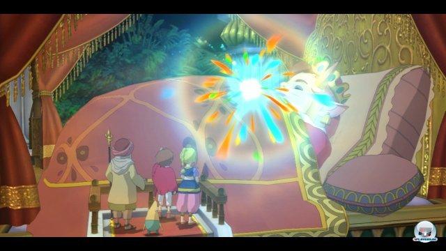Screenshot - Ni No Kuni: Der Fluch der Weißen Königin (PlayStation3) 2376132