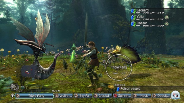 Screenshot - White Knight Chronicles II (PlayStation3) 2226873