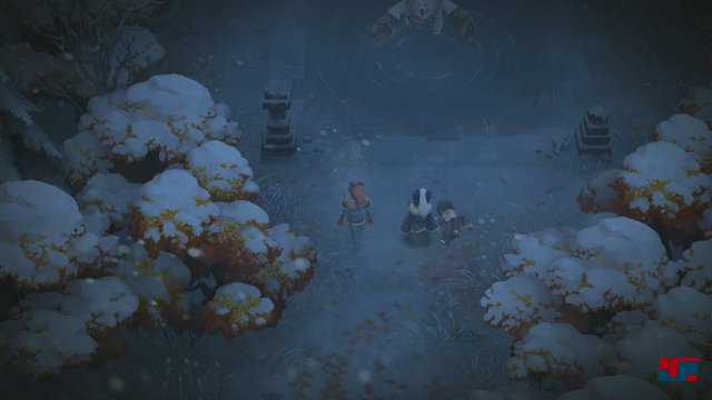 Screenshot - I am Setsuna (PC)