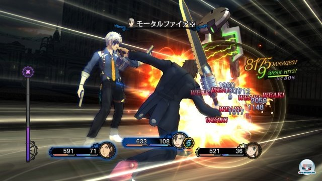 Screenshot - Tales of Xillia 2 (PlayStation3) 2382297
