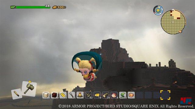 Screenshot - Dragon Quest Builders 2 (PS4)