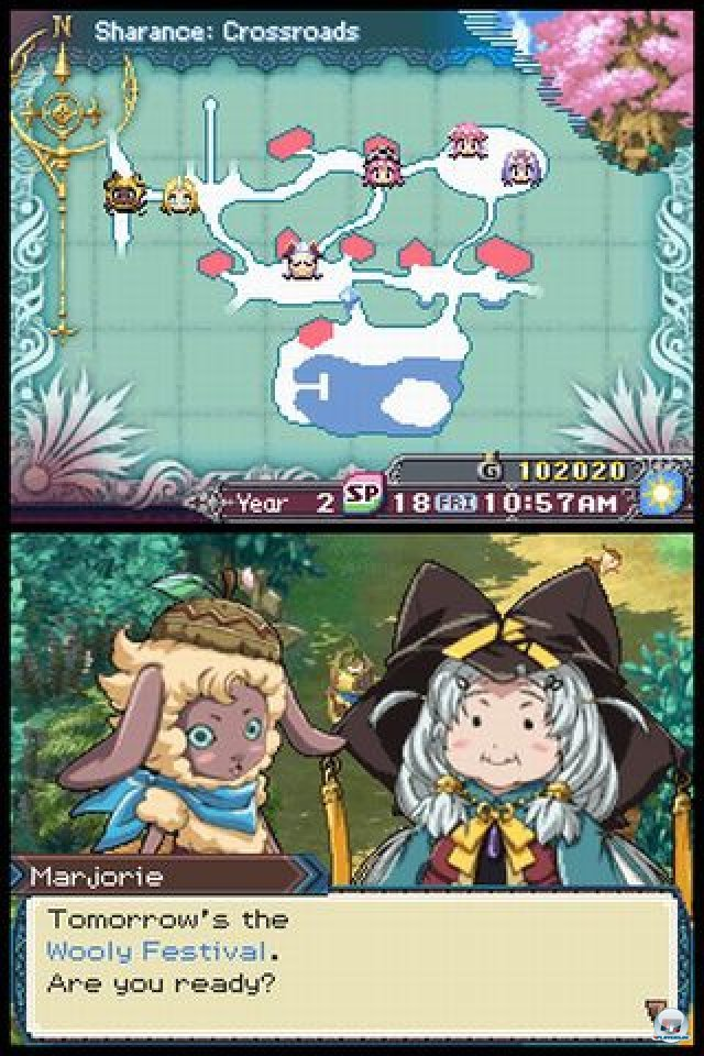 Screenshot - Rune Factory 3: A Fantasy Harvest Moon (NDS) 2273142