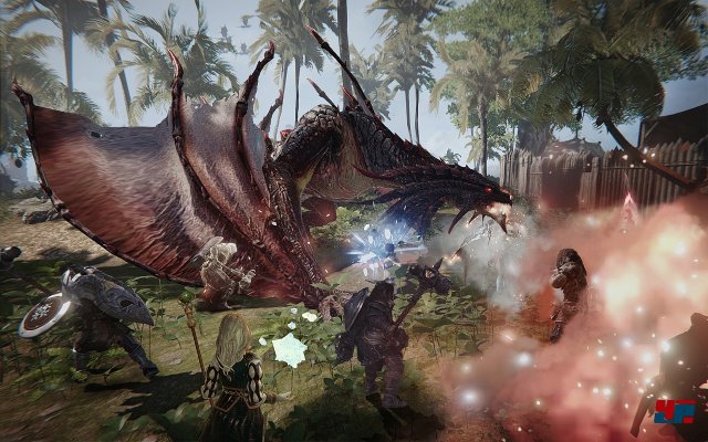 Screenshot - Ascent: Infinite Realm (PC) 92555445