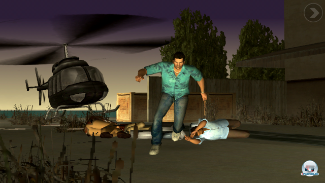 Screenshot - Grand Theft Auto: Vice City (iPhone) 92430487