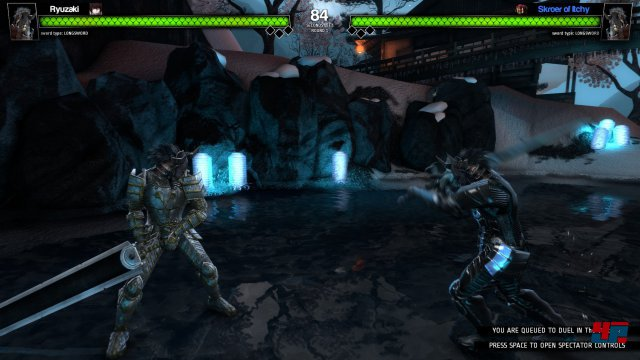 Screenshot - Blade Symphony (PC)