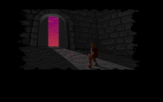 Screenshot - Ultima Underworld: The Stygian Abyss (PC)