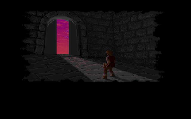 Ultima Underworld entführt über acht Etagen in die Tiefe eines erloschenen Vulkans..