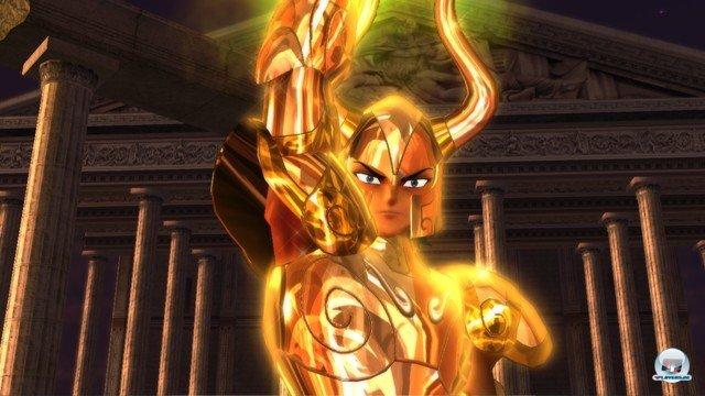 Screenshot - Saint Seiya: Sanctuary Battle (PlayStation3) 2274227