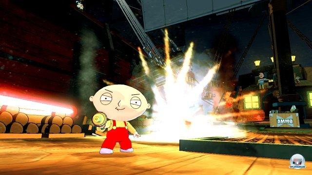 Screenshot - Family Guy: Zurück ins Multiversum (360) 92419582