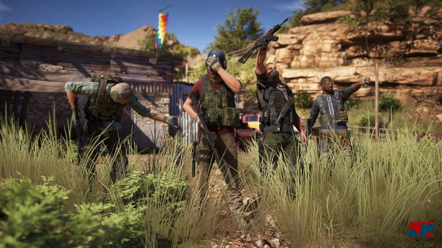 Screenshot - Ghost Recon Wildlands (PC) 92569964