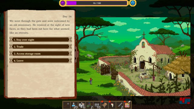 Screenshot - The Curious Expedition (PC) 92532832